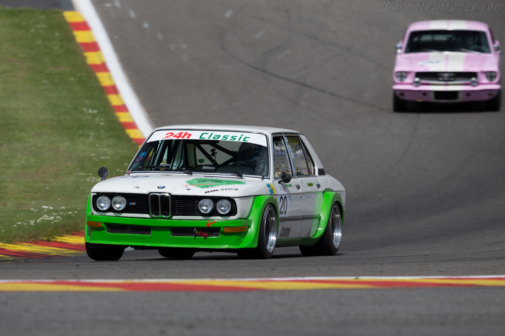 BMW M535 - Chassis: MR 181 - Driver: Bill Cutler  - 2015 Spa Classic