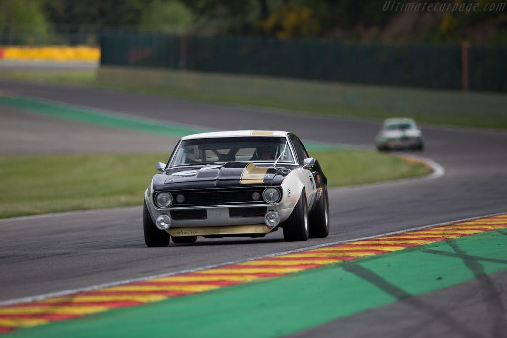 Chevrolet Camaro Z/28  - Driver: Eric Broutin / Benjamin de Fortis  - 2015 Spa Classic