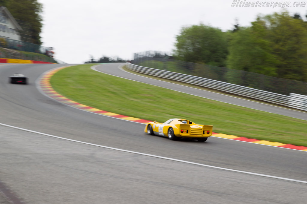 Chevron B16 - Chassis: CH-DBE-35 - Driver: Franco Meiners  - 2015 Spa Classic