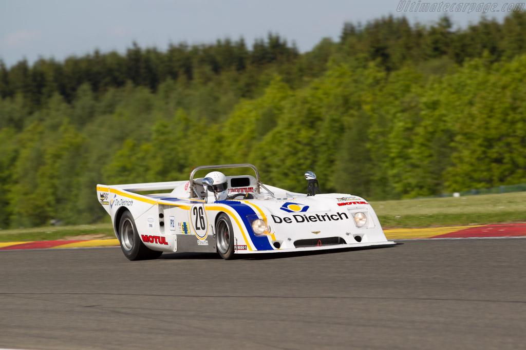 Chevron B36 - Chassis: 36-76-07 - Driver: Claude le Jean / Lucien Rossiaud  - 2015 Spa Classic