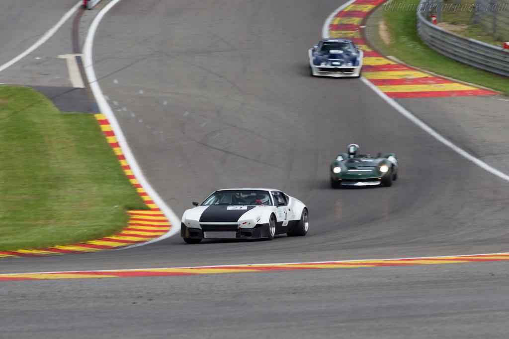 DeTomaso Pantera - Chassis: 06051 - Driver: Ralf Kelleners / Detlef von der Lieck  - 2015 Spa Classic