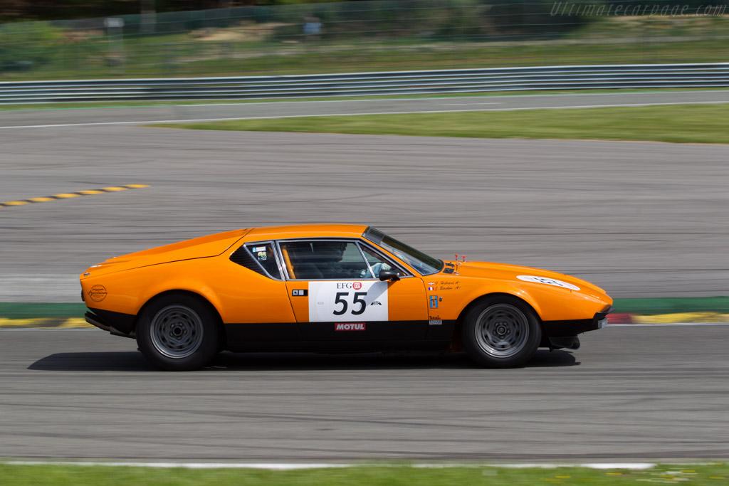 detomaso pantera group 3   chassis 04614   driver