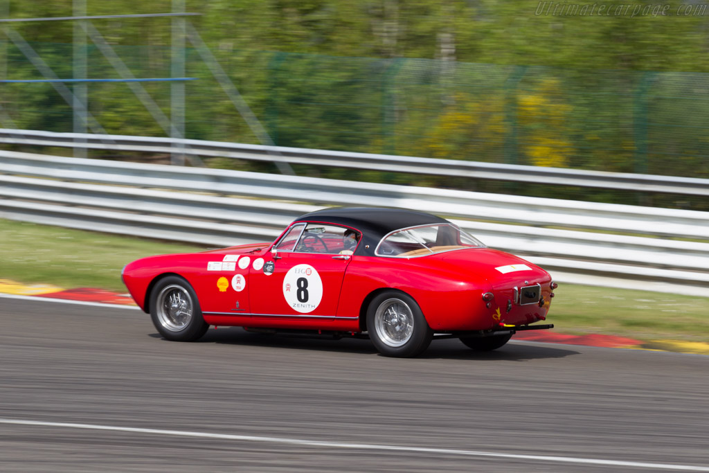 Ferrari 250 GT Europa - Chassis: 0357GT - Driver: Christian Traber  - 2015 Spa Classic