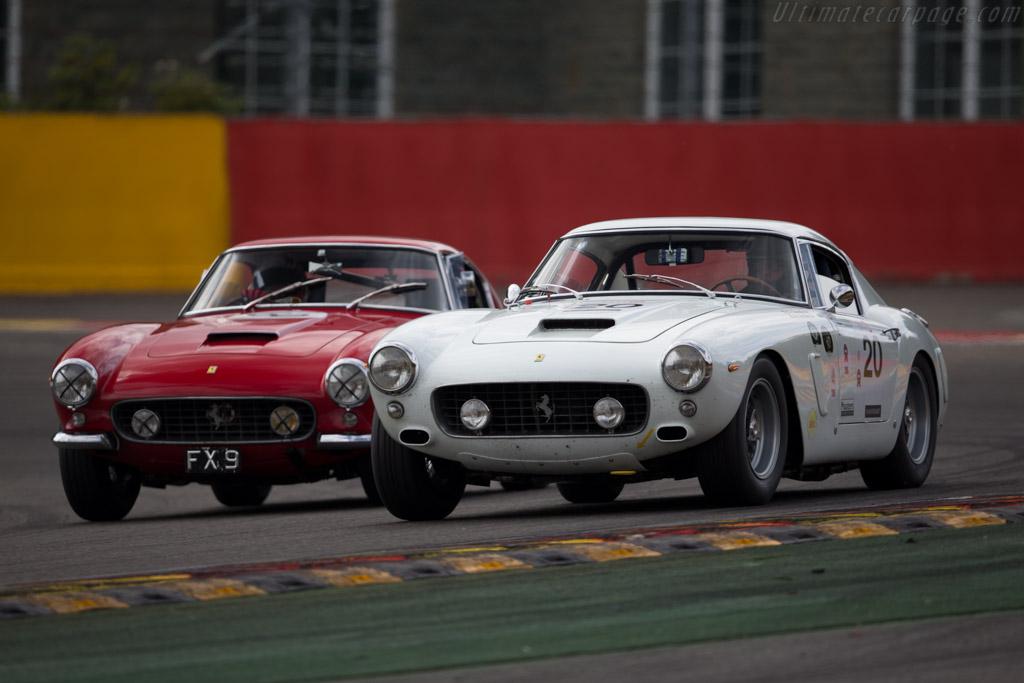 Ferrari 250 GT SWB - Chassis: 3401GT - Driver: Christian Dumolin  - 2015 Spa Classic