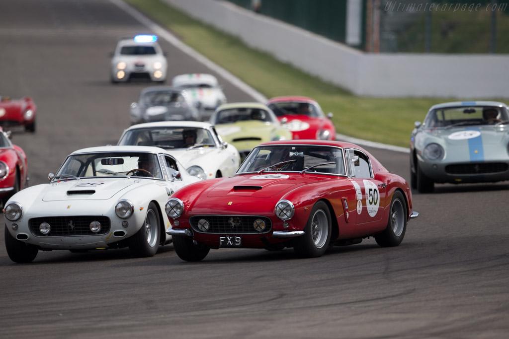Ferrari 250 GT SWB - Chassis: 2221GT - Driver: Ben Gill  - 2015 Spa Classic