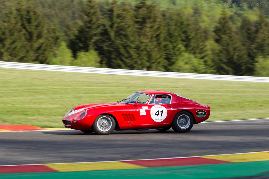 Ferrari 275 GTB/4 - Chassis: 09247 - Driver: Jan Gijzen  - 2015 Spa Classic