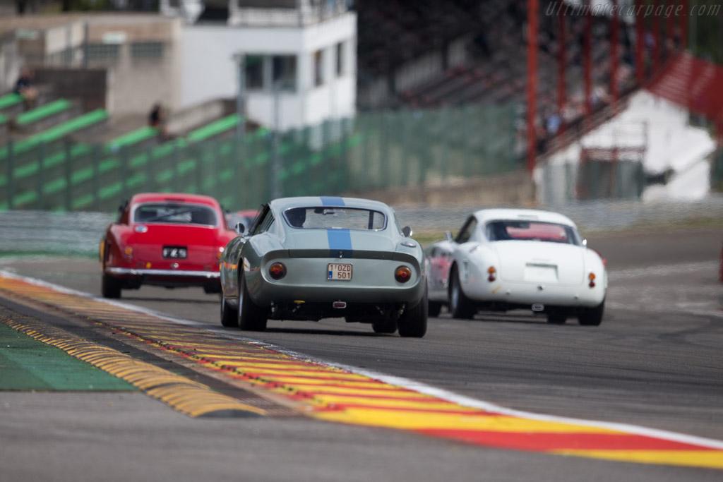Ferrari 275 GTB - Chassis: 07037 - Driver: Eric Everard  - 2015 Spa Classic