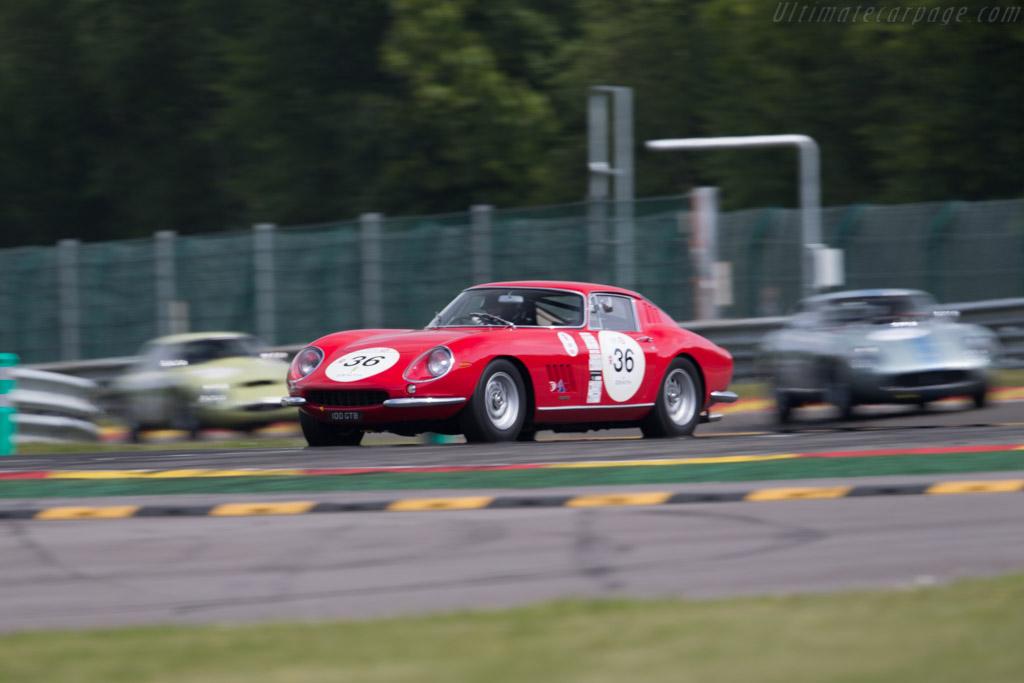 Ferrari 275 GTB/C - Chassis: 09041 - Driver: Ivor Dunbar / Mike Humprheys  - 2015 Spa Classic