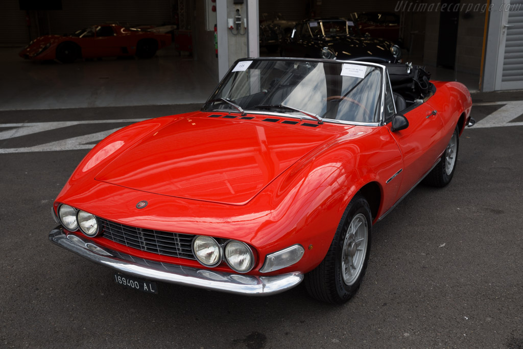 Fiat Dino Spider - Chassis: 0000809   - 2015 Spa Classic