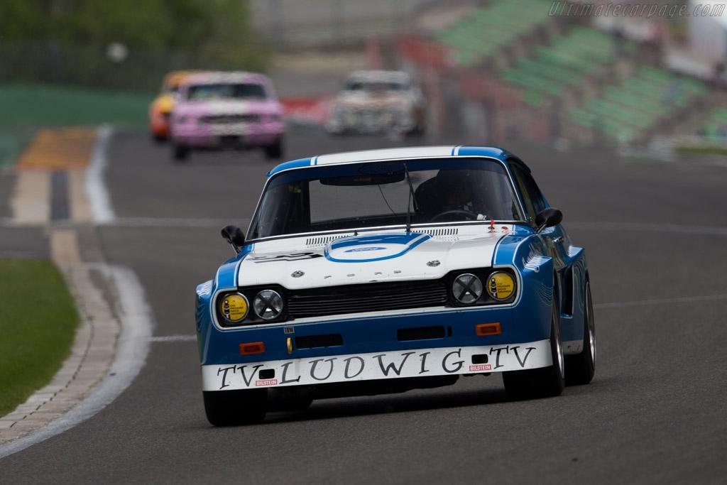 Ford Capri RS 2600 - Chassis: GAEGKA86116 - Driver: Ivor Dunbar  - 2015 Spa Classic