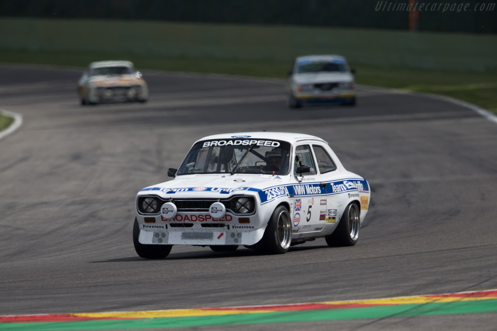 Ford Escort RS 1600 - Chassis: BBATMT80935 - Driver ...
