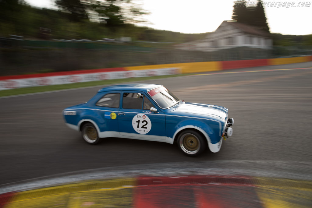 Ford Escort RS 1600 - Chassis: 1CBA657266 - Driver: Ben Gill  - 2015 Spa Classic