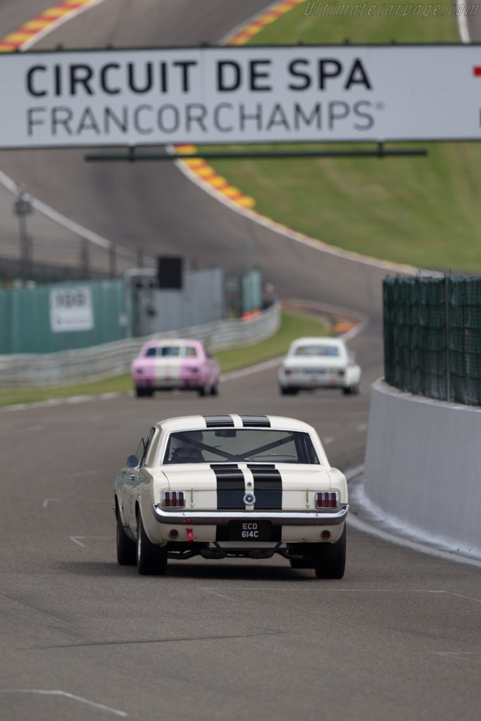 Ford Mustang GT  - Driver: Jeremy Lancksweert / Vincent Janssens  - 2015 Spa Classic