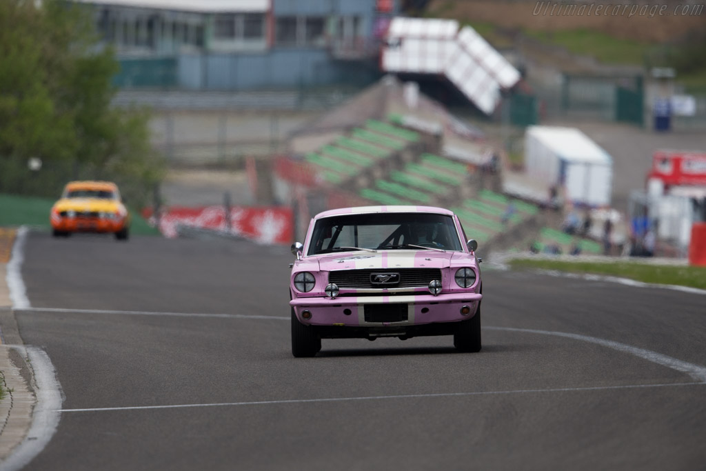 Ford Mustang GT  - Driver: Pierre Modas / Frederic Berchon  - 2015 Spa Classic