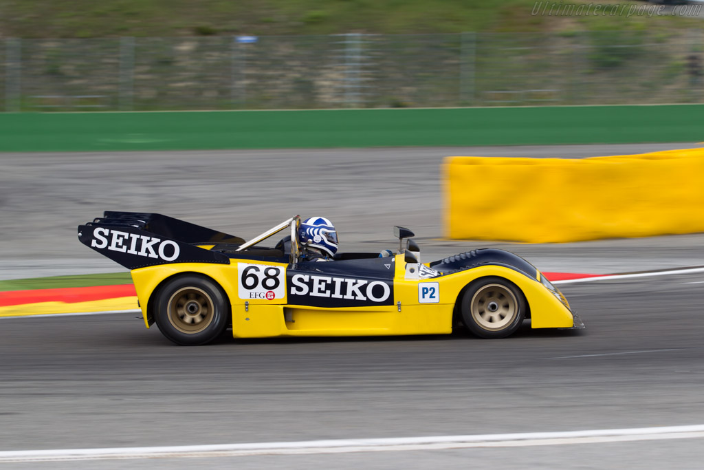 GRD S73 - Chassis: S73-073 - Driver: Eric Mestdagh  - 2015 Spa Classic