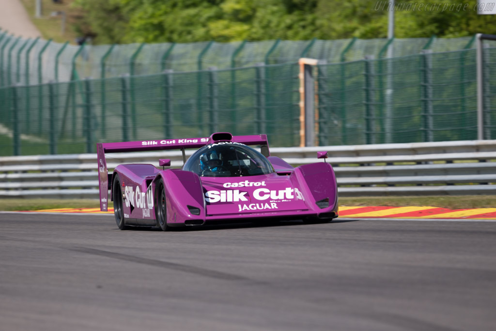 Jaguar XJR-14 - Chassis: 591 - Driver: Christophe d'Ansembourg  - 2015 Spa Classic