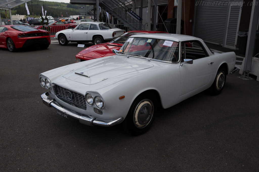 Lancia Flaminia 2.5 Litre 3C Coupe - Chassis: 82410.3818   - 2015 Spa Classic