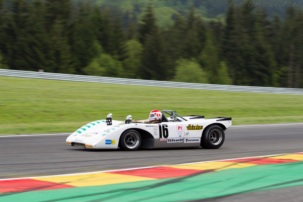 Lola T212 - Chassis: HU23 - Driver: Serge Kriknoff  - 2015 Spa Classic