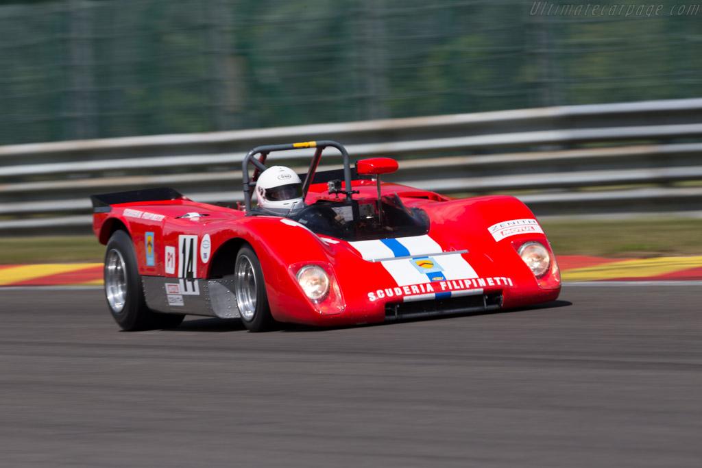 Lola T212 - Chassis: HU18 - Driver: Mauro Poponcini  - 2015 Spa Classic