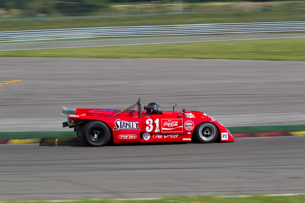 Lola T280 Cosworth - Chassis: HU3 - Driver: Carlos Barbot  - 2015 Spa Classic