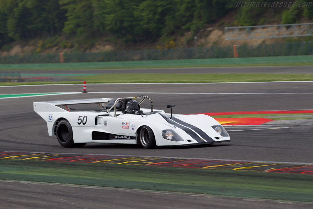 Lola T286 Cosworth - Chassis: HU10 - Driver: Dominique Guenat  - 2015 Spa Classic