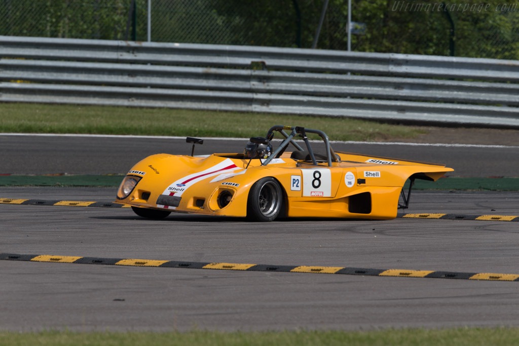 Lola T290 DFV - Chassis: 1LS593 - Driver: Philippe Scemama  - 2015 Spa Classic
