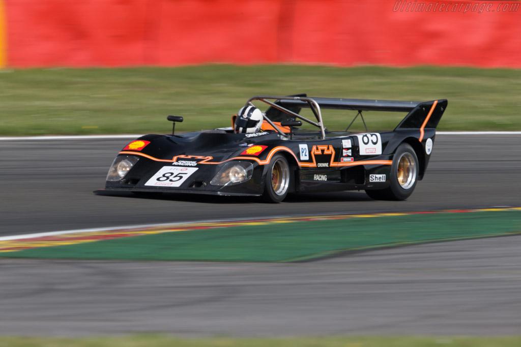 Lola T292 - Chassis: HU55 - Driver: Tony Sinclair  - 2015 Spa Classic