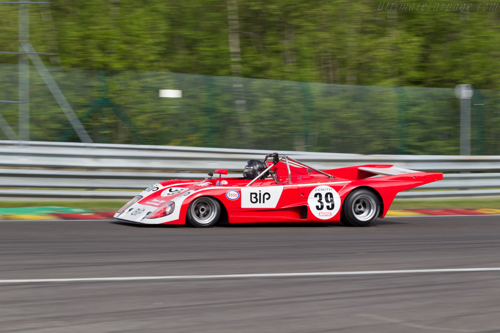Lola T292 - Chassis: HU64 - Driver: Louis Zurstrassen  - 2015 Spa Classic