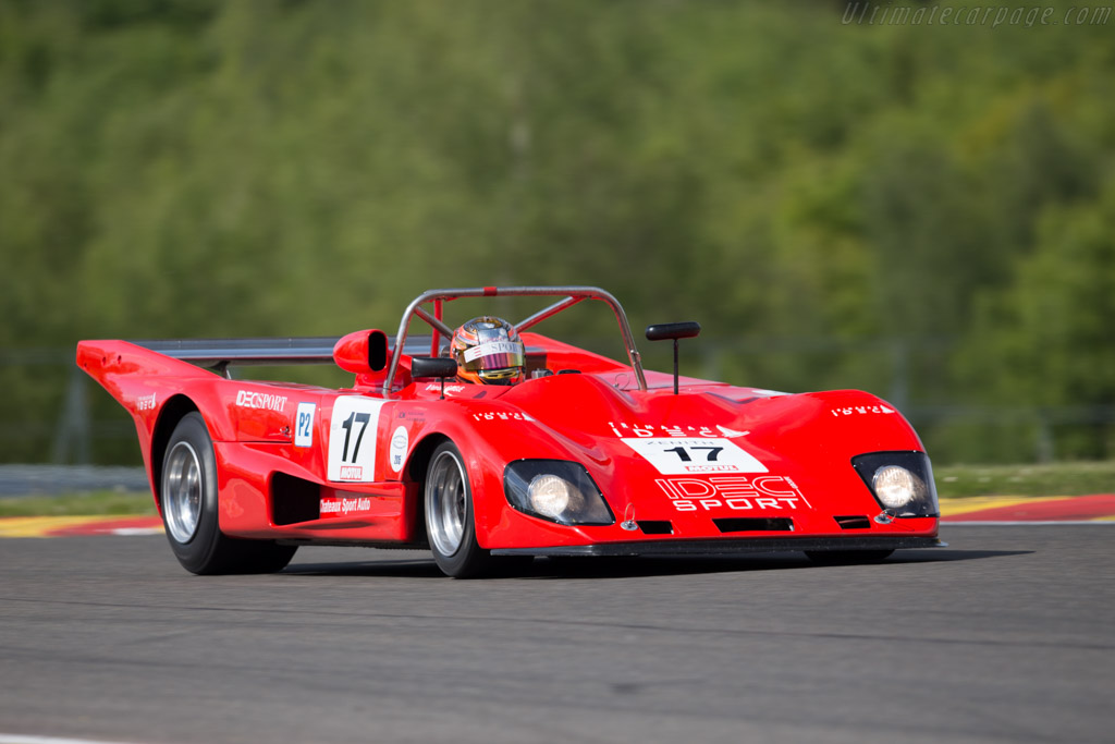 Lola T298 - Chassis: HU97 - Driver: Patrice Lafargue  - 2015 Spa Classic