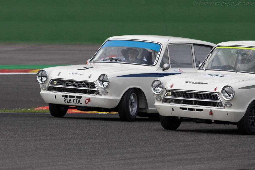 Lotus Cortina - Chassis: 113EZ73B19862 - Driver: Carlos Monteverde  - 2015 Spa Classic