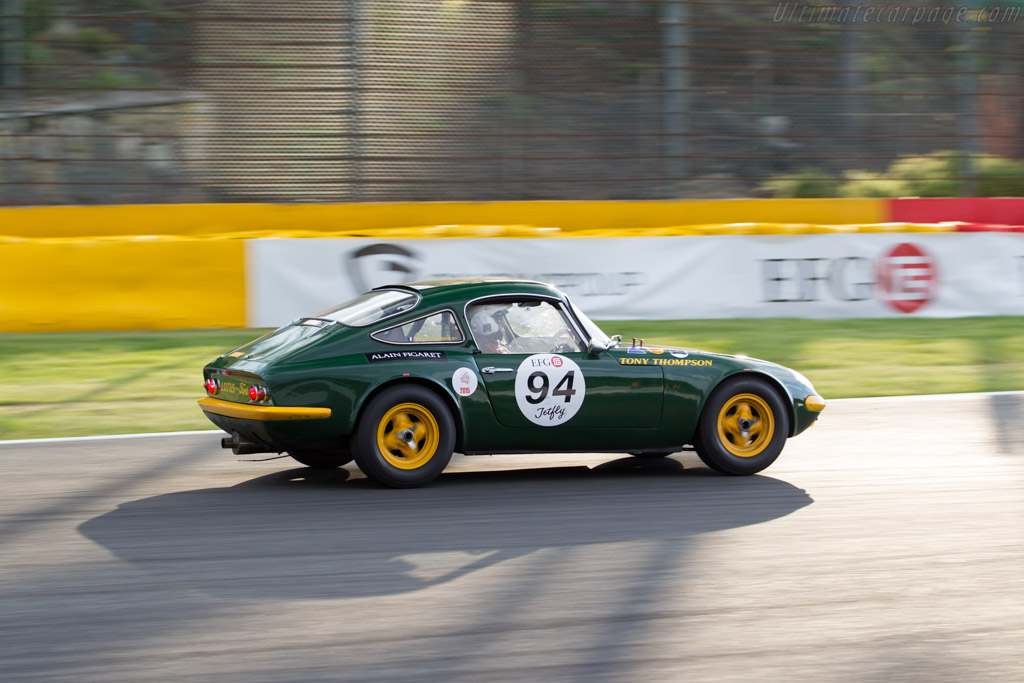 Lotus Elan 26R Shapecraft - Chassis: 26R-20 - Driver: Georges Verquin  - 2015 Spa Classic