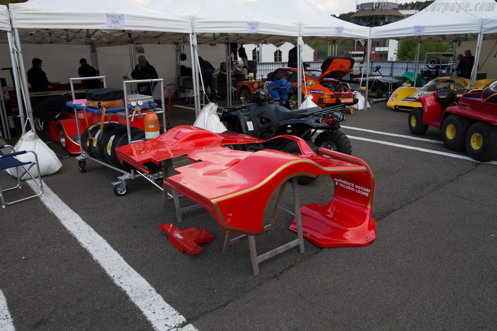 March 75S - Chassis: 75S/U1   - 2015 Spa Classic