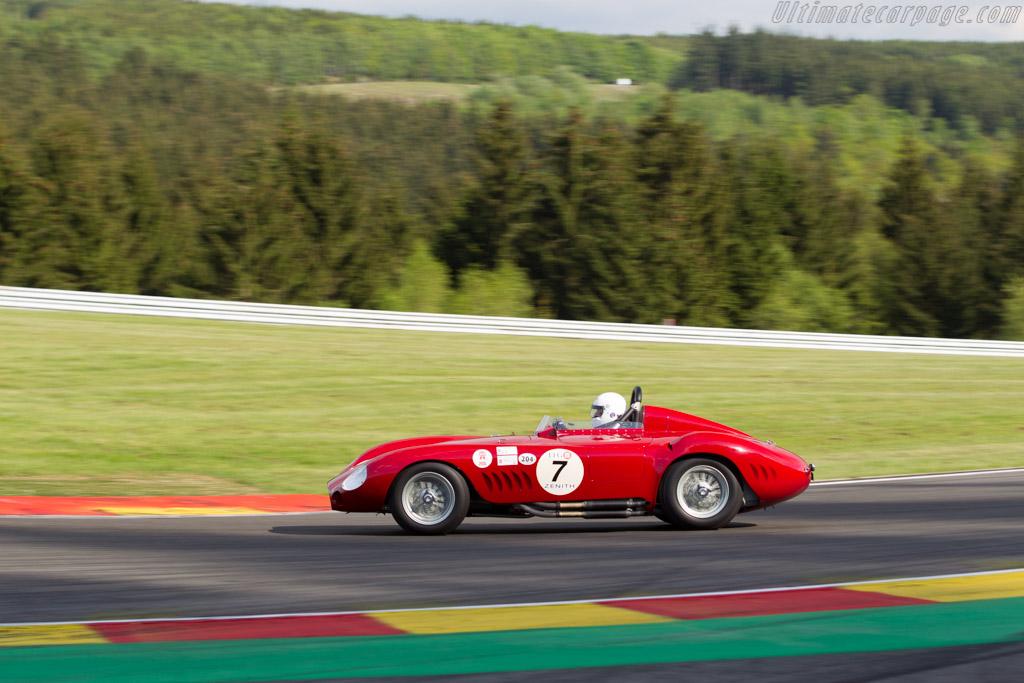 Maserati 300S - Chassis: 3060 - Driver: Conrad Ulrich  - 2015 Spa Classic