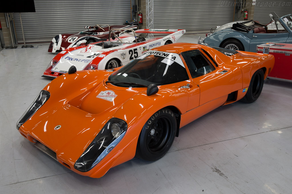 McLaren M6GT - Chassis: M6GT-2 R   - 2015 Spa Classic