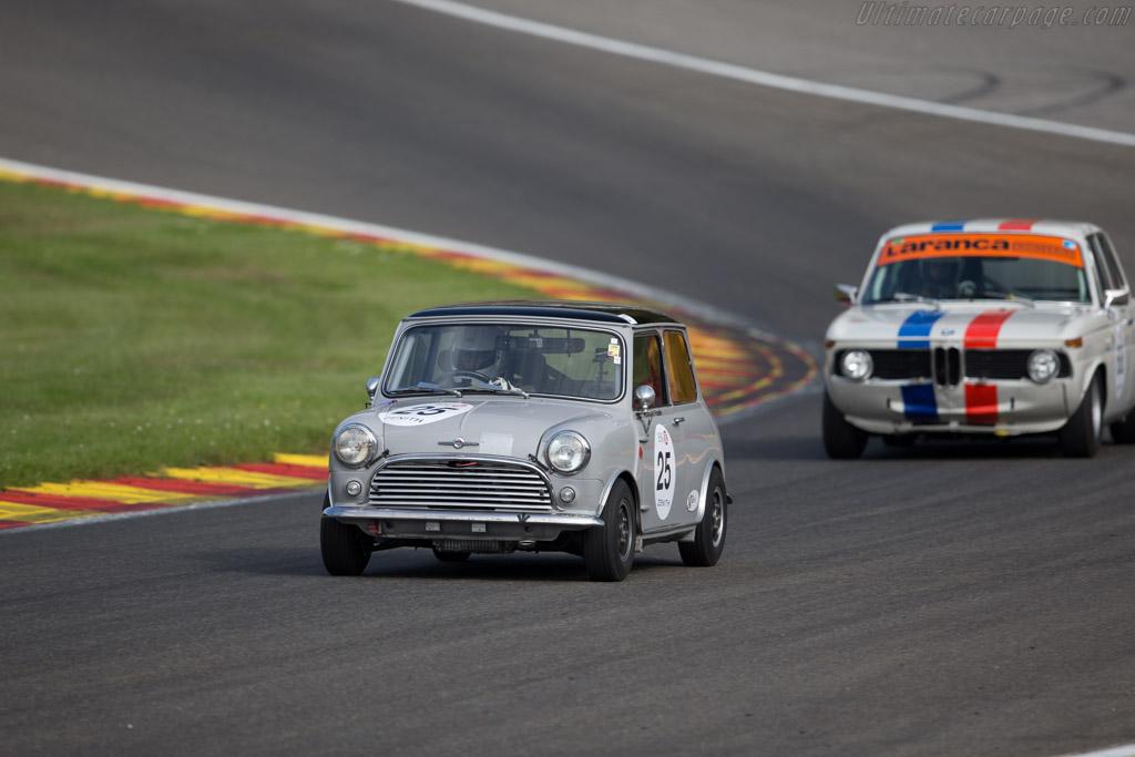 Morris Mini Cooper S - Chassis: CA2S7761960 - Driver: Daniel Frodin / Linus Projtz  - 2015 Spa Classic