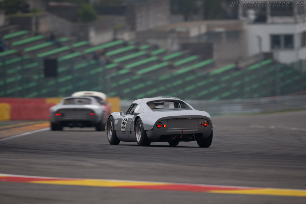 Porsche 904/6 - Chassis: 906-002 - Driver: Carlo Vogele / Yves Vogele  - 2015 Spa Classic