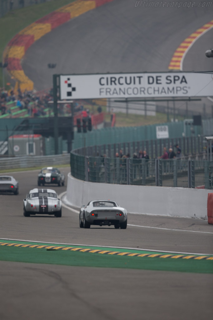 Porsche 904 - Chassis: 904-009 - Driver: Afschin Fatemi  - 2015 Spa Classic