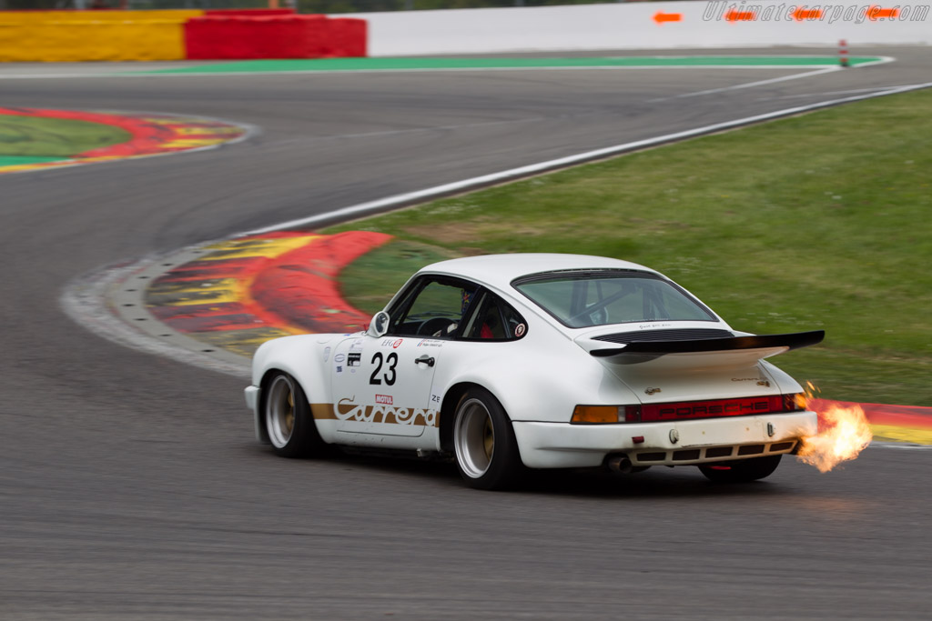 Porsche 911 Carrera RS 3.0 - Chassis: 911 460 9033 - Driver: Charles Rupp / Philippe Peauger  - 2015 Spa Classic