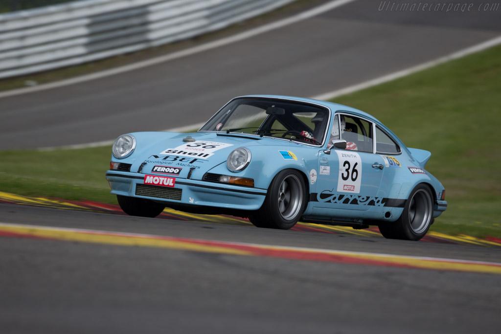 Racing In Car >> Porsche 911 Carrera RSR 2.8 - Chassis: 911 330 0704 - Driver: Stephan Meyers / Marc de ...