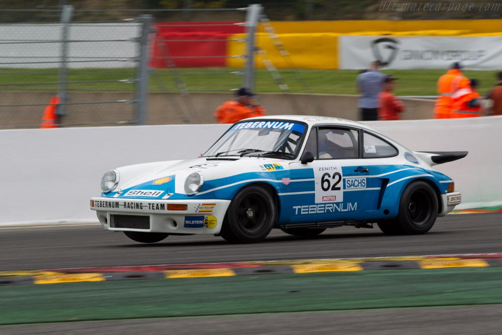 Porsche 911 Carrera RSR 3.0 - Chassis: 911 560 9121 - Driver: Claudio Roddaro / Jean-Philippe Grand  - 2015 Spa Classic