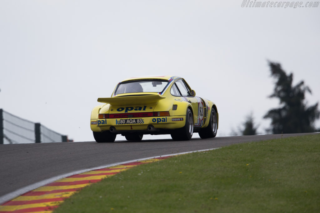 Porsche 911 Carrera RSR 3.0 - Chassis: 911 460 9059 - Driver: Michel Lecourt / Raymond Narac  - 2015 Spa Classic