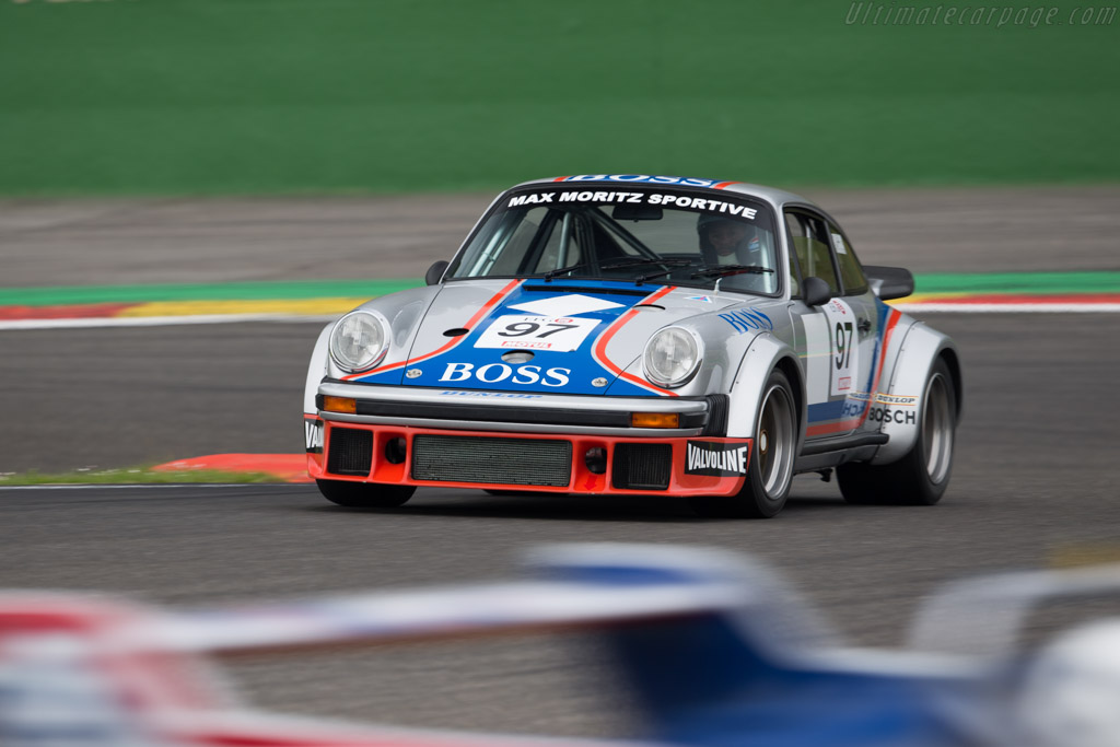 Porsche 934/5 - Chassis: 930 770 0956 - Driver: Marc Devis / Christian Traber  - 2015 Spa Classic