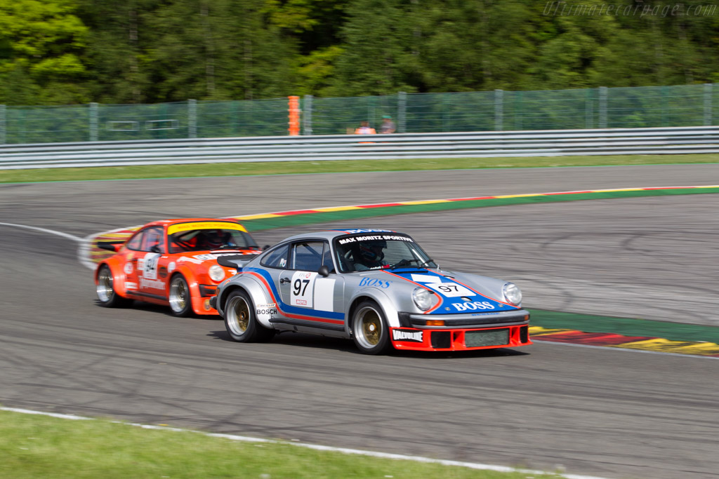 Porsche 934/5 - Chassis: 930 770 0956 - Driver: Marc Devis / Christian Traber  - 2015 Spa Classic