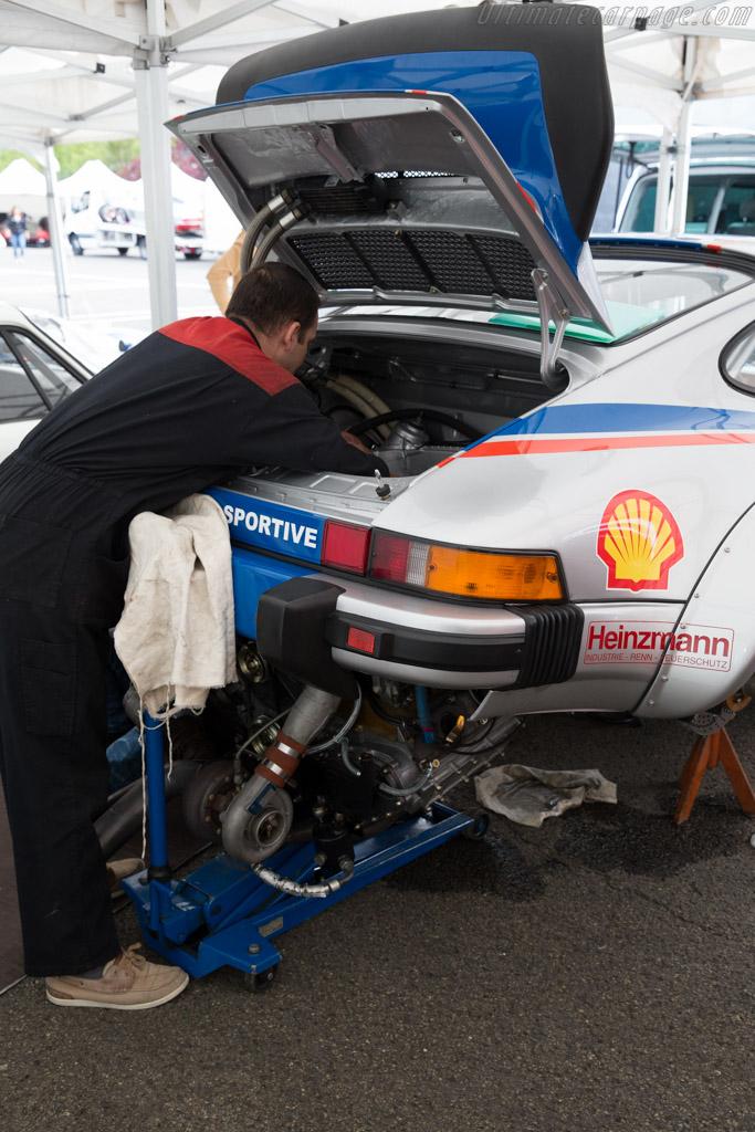 Porsche 934/5 - Chassis: 930 770 0956   - 2015 Spa Classic