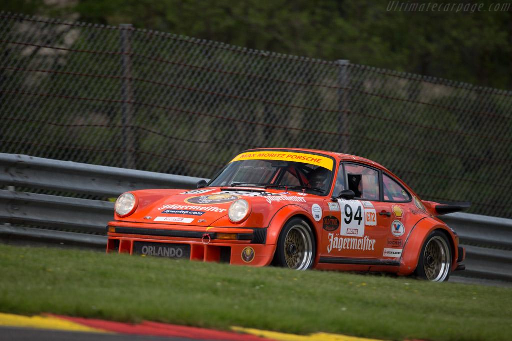 Porsche 934 - Chassis: 930 670 0168 - Driver: Maurizio Fratti / Andrea Cabianca  - 2015 Spa Classic