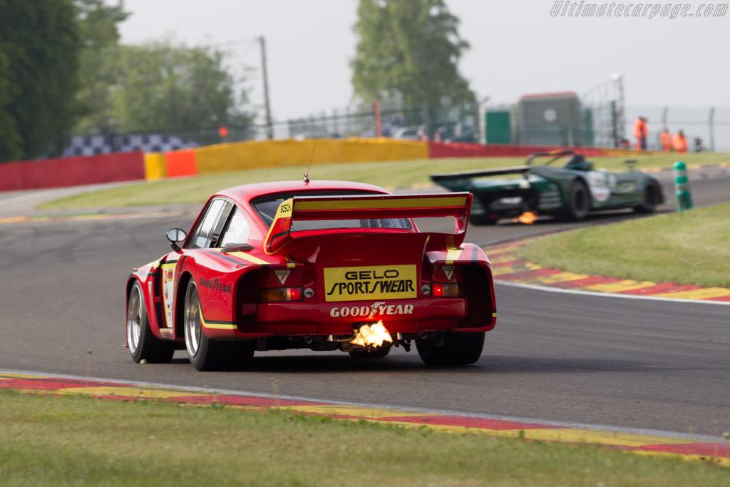 Porsche 935 - Chassis: 930 890 0015 - Driver: Stephan Meyers / Marc de Siebenthal  - 2015 Spa Classic
