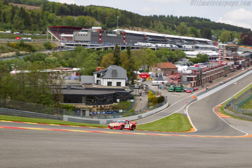 Porsche 935 - Chassis: 930 890 0011 - Driver: Marc de Siebenthal  - 2015 Spa Classic