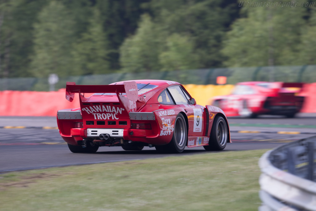 Porsche 935 K3 - Chassis: 009 0005 - Driver: Jean-Marc Merlin  - 2015 Spa Classic