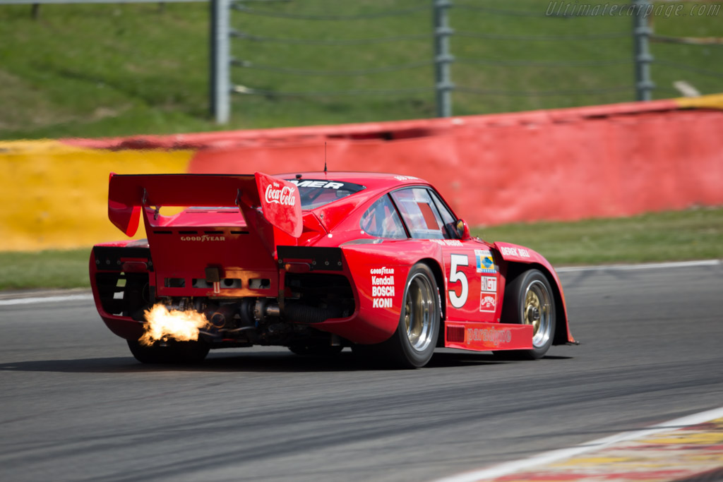 Porsche 935 K3 - Chassis: 000 0013 - Driver: Henrik Lindberg  - 2015 Spa Classic