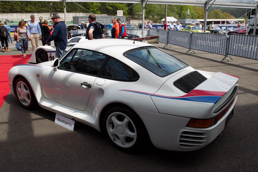 Porsche 959 - Chassis: WP0ZZZ95ZJS900191   - 2015 Spa Classic